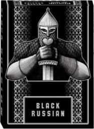 Piatnik Karty pojedyncze Black Russian (289855)