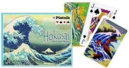 Piatnik Karty podwójne International Hokusai (289846)