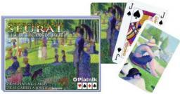 Piatnik Karty podwójne International Seurat