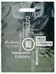 POLSYR Torba foliowa świateczna 25szt. 30x50 mix wzorów