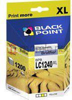 Black Point tusz BPBLC1240XLY / LC-1240Y (yellow)