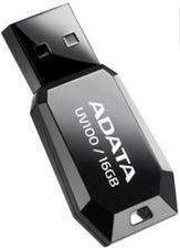 Pendrive ADATA UV100 16GB (AUV100-16G-RBK)