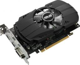 Karta graficzna Asus GeForce GTX 1050 Phoenix, 3GB GDDR5, DVI-D, HDMI 2.0, Regular DP (PH-GTX1050-3G)