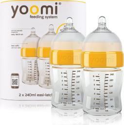Yoomi Zestaw 2 butelki 240 ml