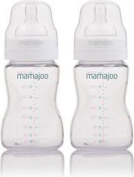 Mamajoo 2x Antykolkowa butelka do karmienia 250 ml (MMJ1646)