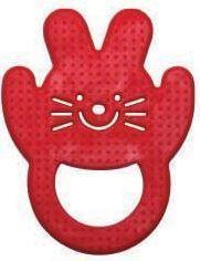 Mamajoo Gryzak Miękki królik Czerwony (MMJ2919)