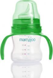 Mamajoo Kubek treningowy niekapek z uchwytem 150 ml - Zielony (MMJ2889)