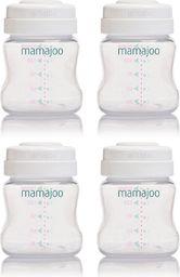 Mamajoo Mamajoo PP Pojemniki do przechowywania żywności 4 x 150 ml
