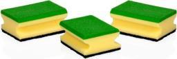 Tescoma Gąbki kuchenne wielofunkcyjne Clean Kit 3szt.
