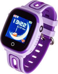 Smartwatch Garett Electronics Kids Happy Fioletowy  (5903246280548)