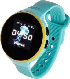 Smartwatch Garett Electronics Kids Smile Niebieski  (5903246280579)