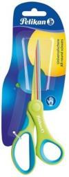 Herlitz Nożyczki ergonomiczne Fancy 7cm blister (804875)