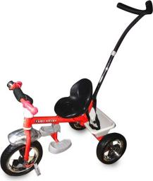KidzMotion Rower dziecięcy Tobi Basic Plus czerwony