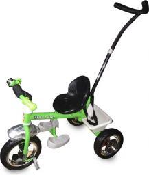 KidzMotion Rower dziecięcy Tobi Basic Plus zielony