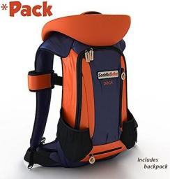 SaddleBaby Plecak z siodełkiem Pack