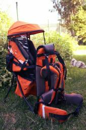 Guto Nosidło Turystyczne Sport Baby Backpack Classic Orange