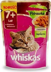 Whiskas Senior Jagnięcina potrawka w galaretce - saszetka