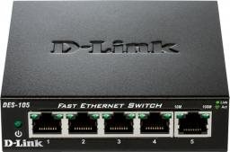 Switch D-Link DES-105