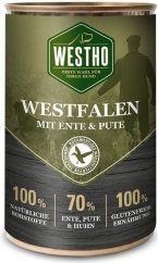 Westho Westfalen z kaczki i indyka 800g