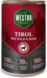 Westho Tirol z dziczyzny i wołowiny 800g