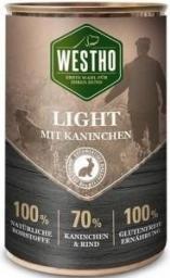 Westho Light z królikiem 800g