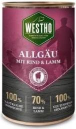 Westho Allgau z wołowiny i jagnięciny 400g