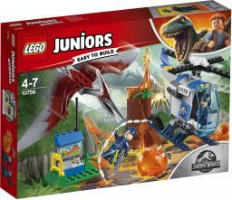 LEGO Juniors Ucieczka przed pteranodonem (10756)