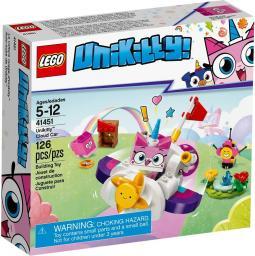 LEGO UNIKITTY Chmurkowy pojazd Kici Rożek (41451)