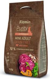 DIBAQ Fitmin Dog Purity GF Adult Mini Beef 4 kg