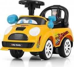 Milly Mally Pojazd Joy Żółty