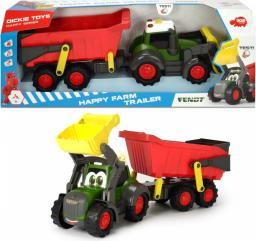 Dickie Happy Traktor z przyczepką (203819002)