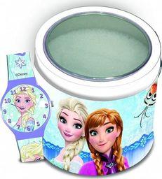 Pulio DIAKAKIS Zegarek analogowy Frozen w puszce