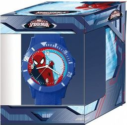 Pulio DIAKAKIS Zegarek analogowy Spider-Man w pudełku