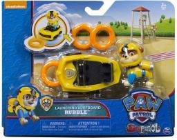 Spin Master Figurka Psi Patrol - Morski Patrol, Rubble