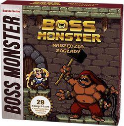 Trefl Dodatek 3 Boss Monster - Narzędzia zagłady