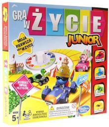 Hasbro Gra w życie Junior