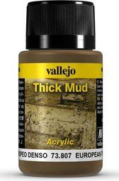 Vallejo Thick Mud - European Mud 40 ml