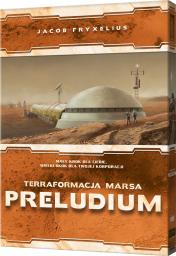 Rebel Terraformacja Marsa: Preludium
