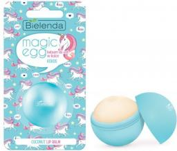Bielenda Magic Egg Lip Balm Kokos Balsam do ust w kulce 8.5g