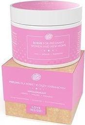 BodyBoom BODY BOOM_Peeling dla kobiet w ciąży i karmiących hipoalergiczny Wyciąg z Komosy Ryżowej & Sok Aloesowy 200ml