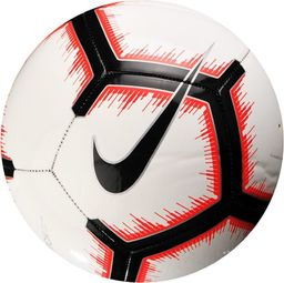 Nike Piłka Nike Pitch biały 5