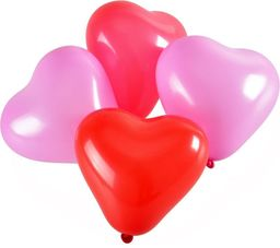 Arpex Balony mini-serca, 8 sztuk (ARPE2152)