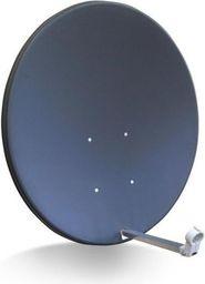 Antena satelitarna Cabletech Czasza 90 cm. kpl. grafit