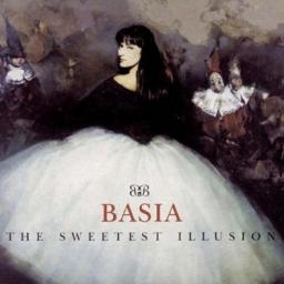 CHERRY RED Basia The Sweetest Illusion