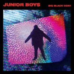 Big Black Coat - Junior Boys