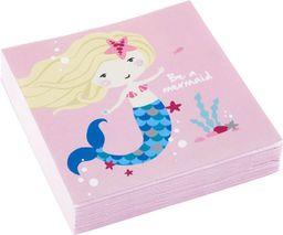 AMSCAN Serwetki Be a Mermaid 25 x 25cm (AMSC0113)
