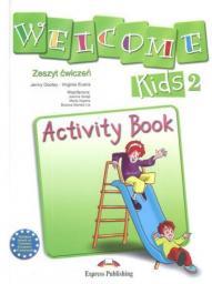 Welcome Kids 2 SP. Ćwiczenia