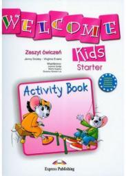 Welcome Kids Starter SP. Ćwiczenia