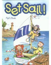 Set Sail! 1 SP. Podręcznik