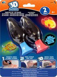 Epee Fabryka 3D Magiczne żele 2-pack świecące w ciemności 2 ass